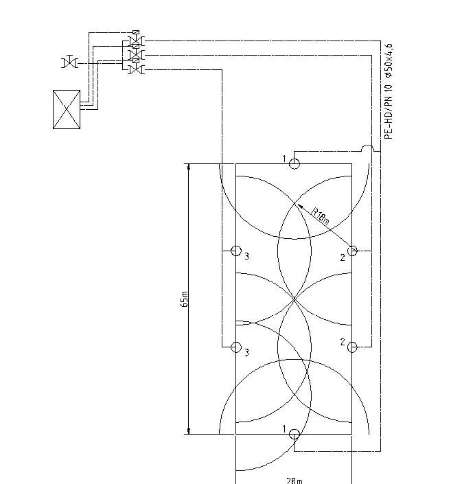 l 39 arroseur automatique rollcart perrot. Black Bedroom Furniture Sets. Home Design Ideas